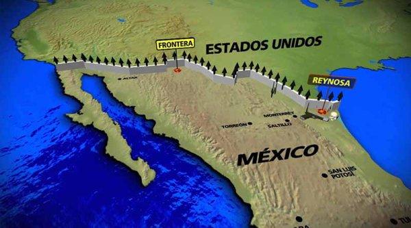 Hallan abandonado en un camión en México a 103 migrantes que iban a EEUU