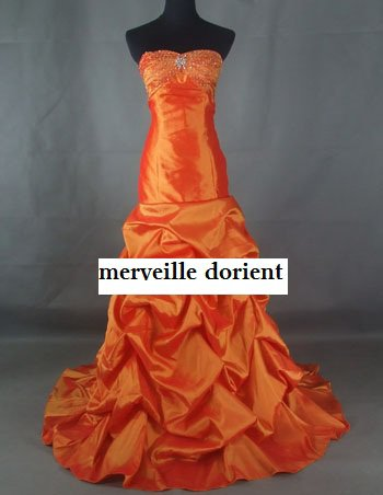 orange sur mesure delais de confection un mois 99¤ FDPC