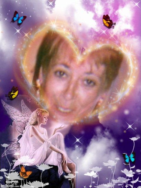 A TOI MAMAN MON ANGE.........................