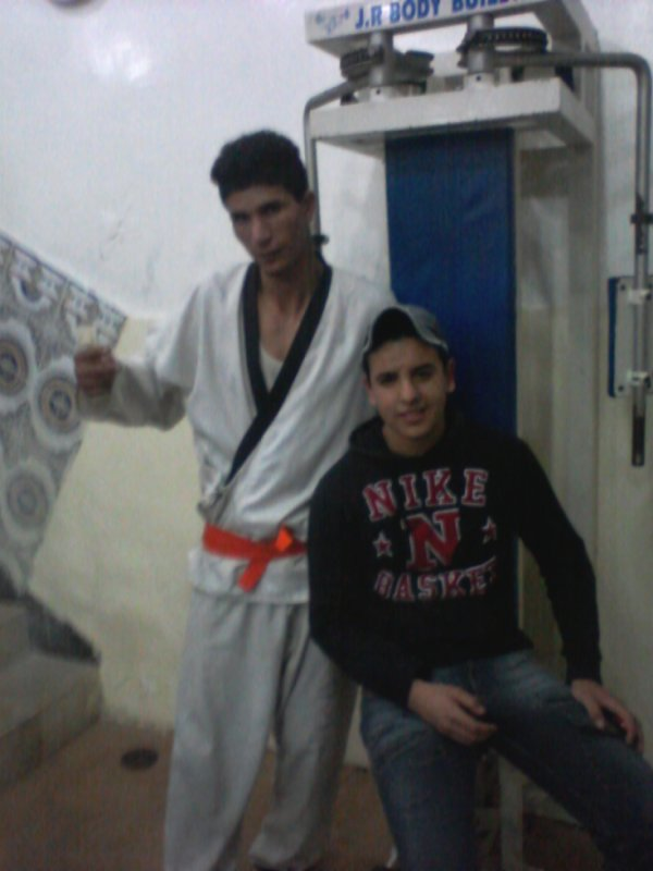 Moi Et Azdin :D