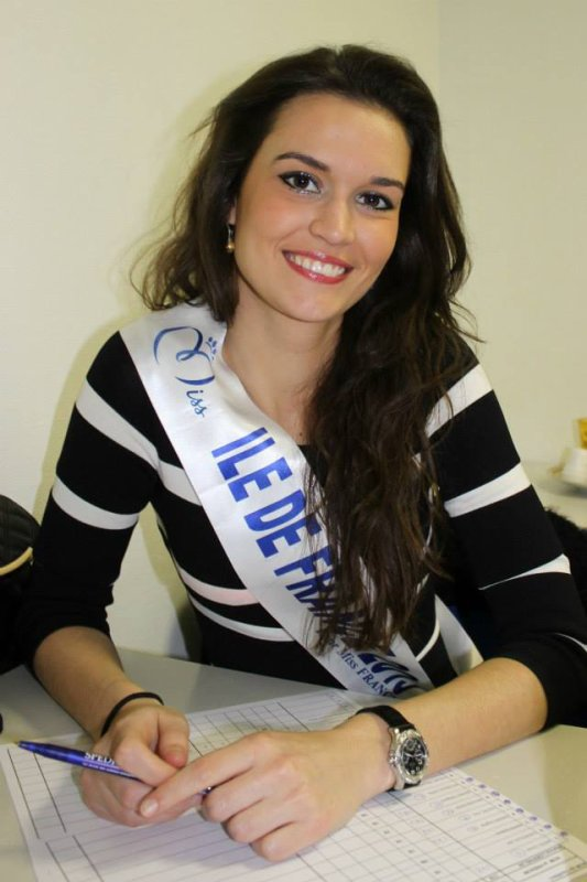 Election de Miss Ile de France 2014