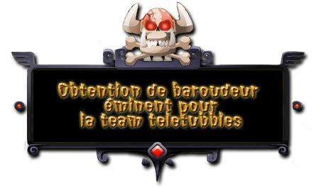 Team des Teletubbies