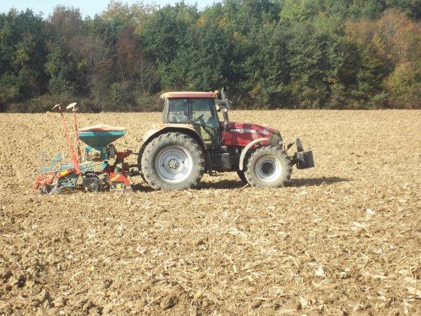 Semis du blé 2011