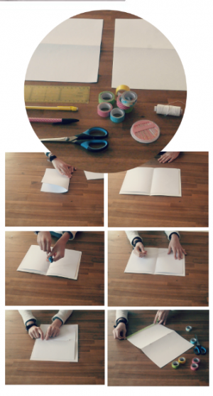 ~DIY : carnet - back to school ~