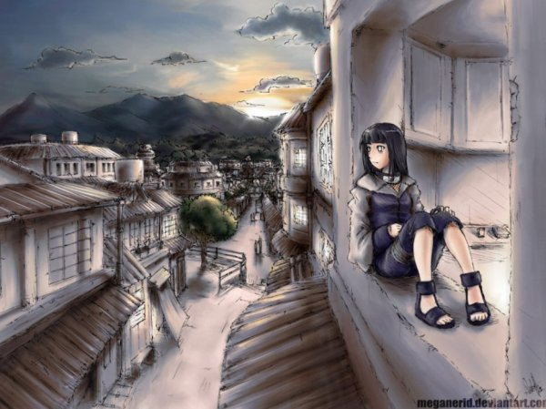 Fiction n° 15 : Hinata