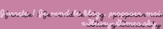 ᘛ Bienvenue  ᘚ