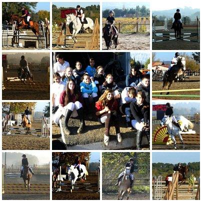 13/11/11, Concours CSO Trets/Nagra