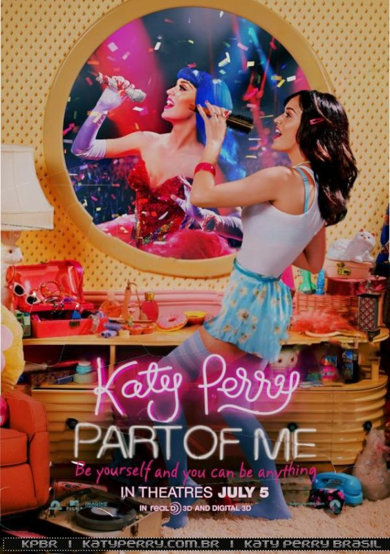 Part Of Me 3D OFFICIEL