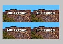 Kollywood - Tollywood - Mollywood... What's that ?