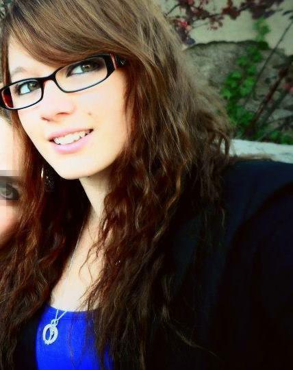 Une fille tout simplement formidable :)