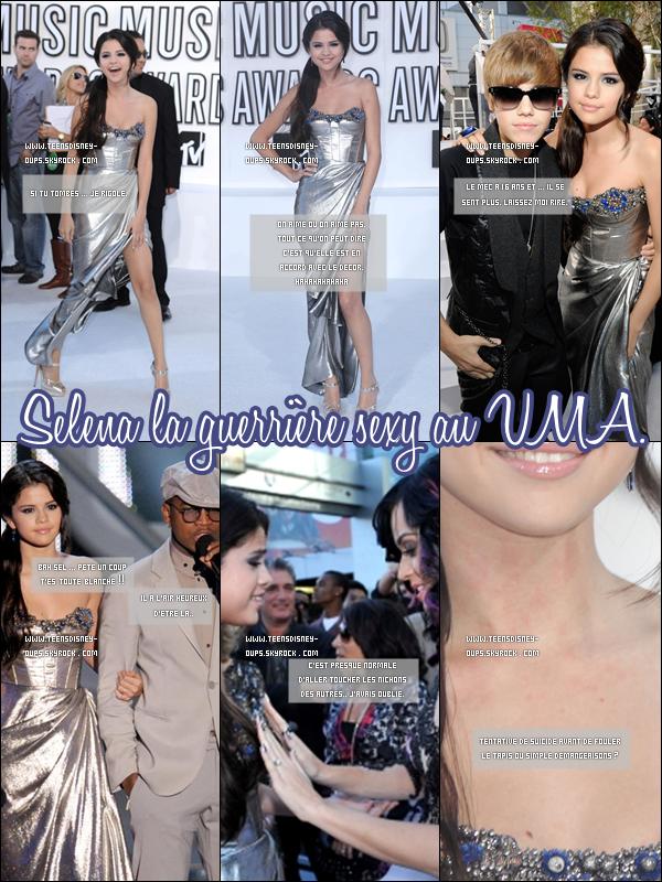 Selena aux VMA  sous tous les angles ! Hé ouais .. c'est ce qu'on appelle être un génie. #jaimebienmevanter.