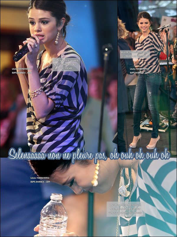 Selena vue sous tous les angles, comme d'habituuuuuuuuuuude (8).