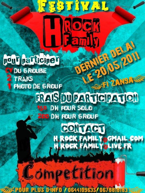 H-Rock Family Festival