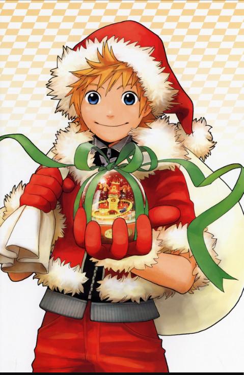 Petit papa Noël!