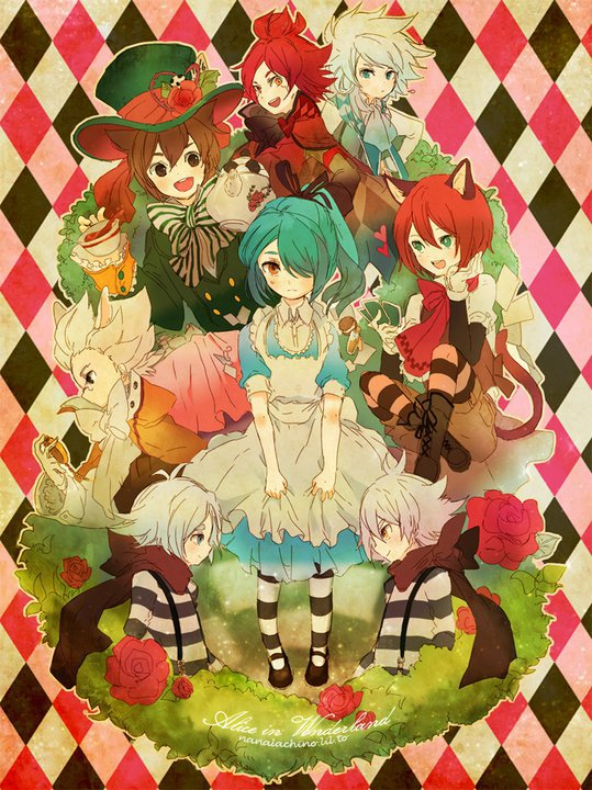 Wonderland is Wonderful!