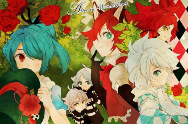 Wonderland is Back!