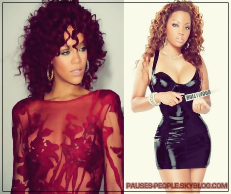 Rihanna attirée par les femmes ?
