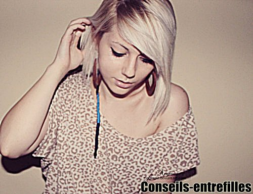 _ Conseils,Entrefilles Différentes idées pour coiffures cheveux longs et courts _
