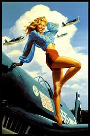 Les pin up