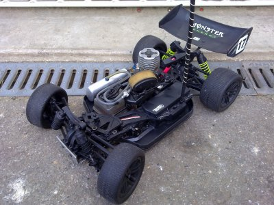 Buggy Thermique Tomahawk