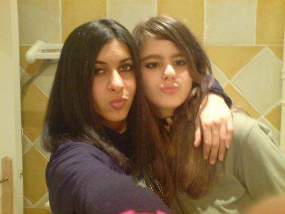 Maria y Laureen