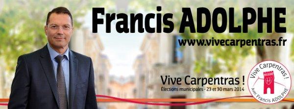 Maire de Carpentras