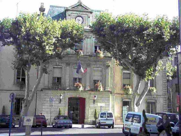 Mairie de Carpentras Hotel de Ville
