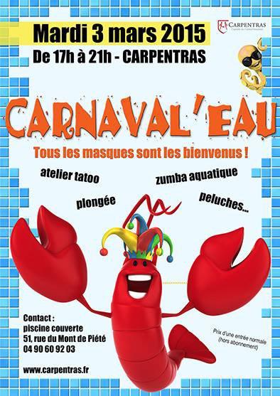 carnaval ' eau