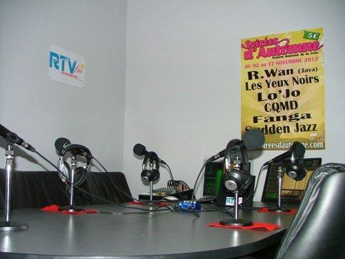 RTVFM Votre radio du Vaucluse 100% Ventoux