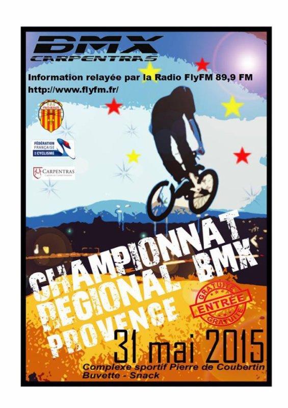 Championnat régional BMX Provence