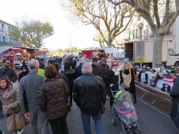 la Foire de la Saint Siffrein 2015  les photos