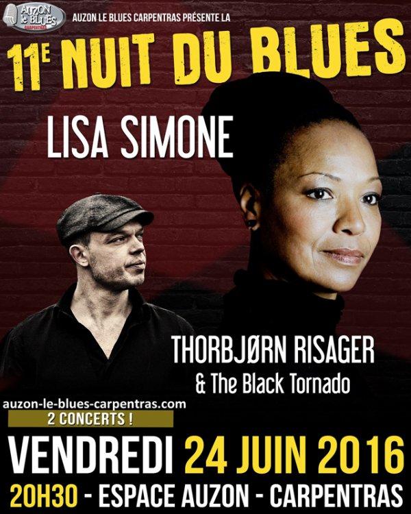 11ème Nuit du Blues