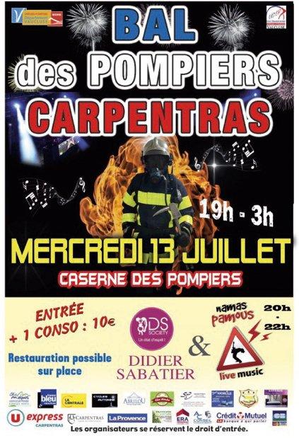 Portes Ouvertes + Bal des Pompiers