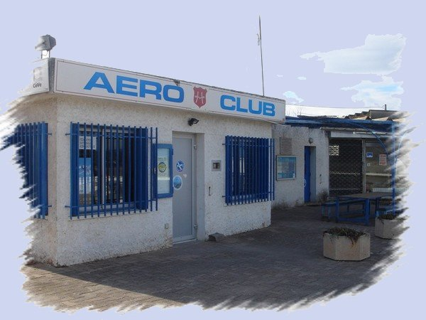 aéro club Carpentras