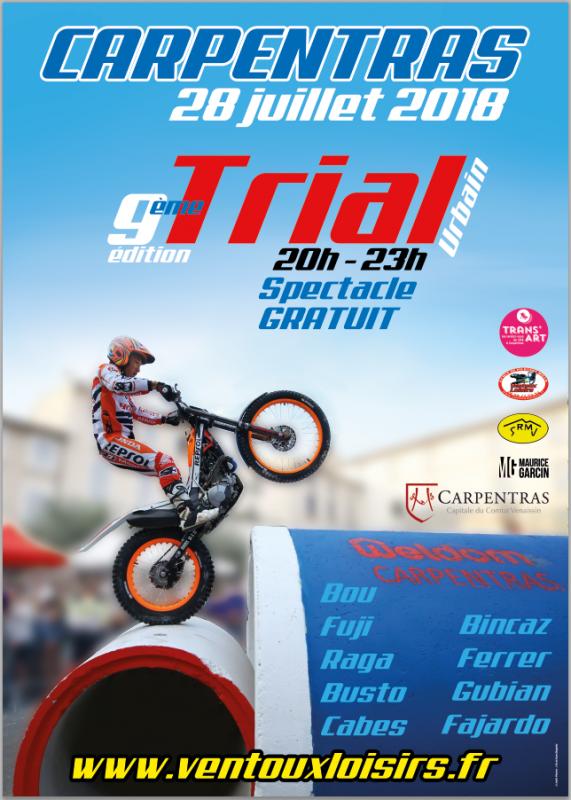 Le trial 2018