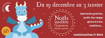 Noëls insolites 2020 carpentras