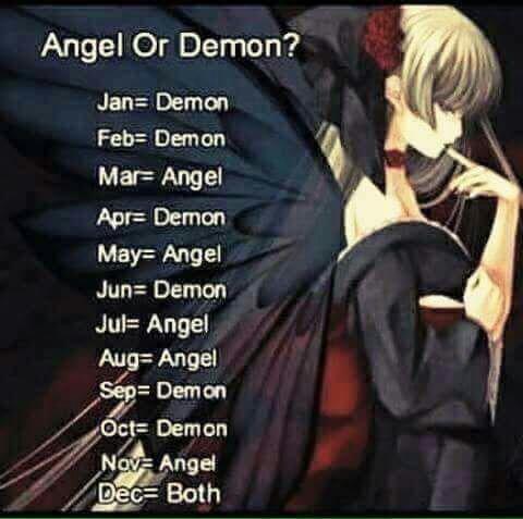 (づ ̄ ³ ̄)づ OUI je suis un démon
