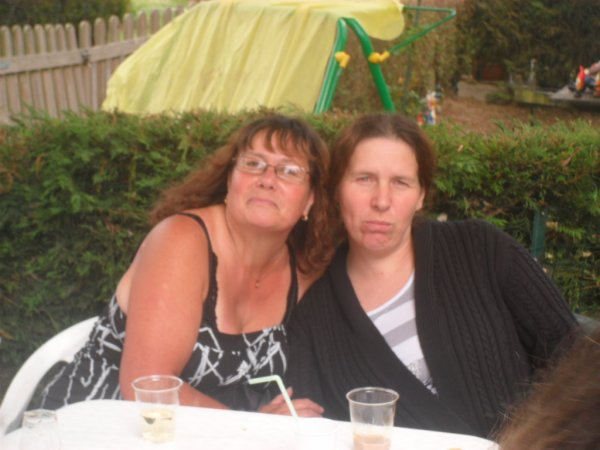 ma belle mere et ma maman