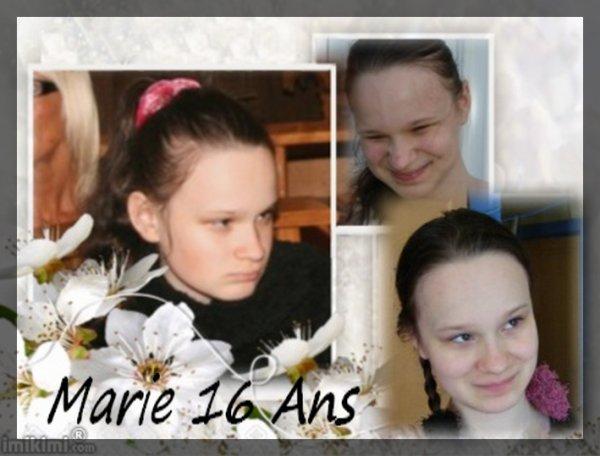 Marie Marie Marie