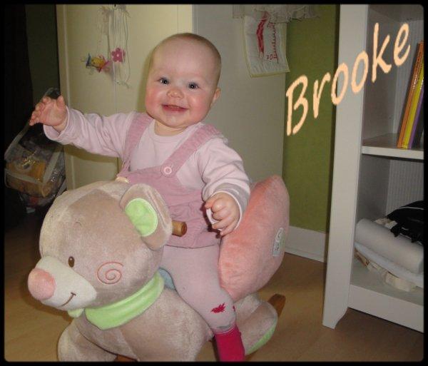 Brooke ma petite princesse d'Amour