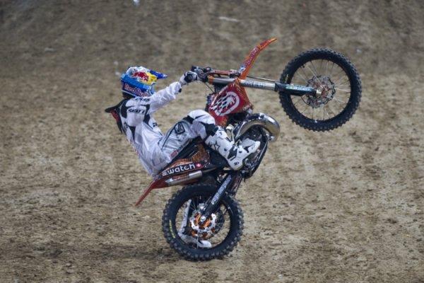 motocross de course
