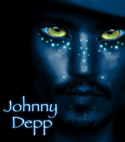 L'avatar de Johnny Depp