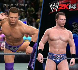 The Miz WWE2K14