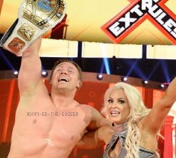 The Miz Intercontinental Champion x7
