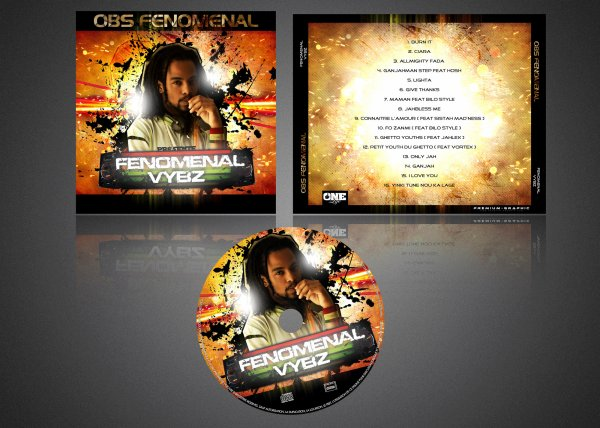 FénoménaL Vybz / OBS FénoménaL feat Zaïan & Ras You - OLD SCHOOL!!!  (2014)