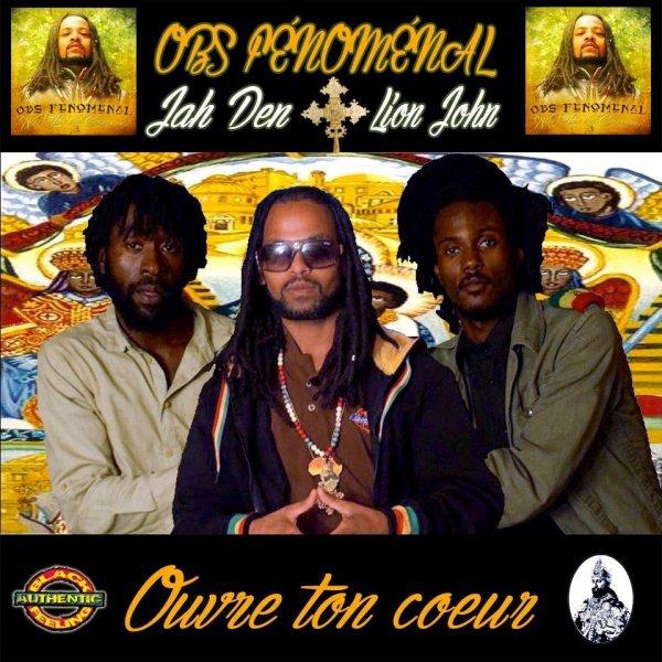 """OBS FénoménaL Album intitulé :     """" Wine, Love & ConsciousnesS """" (2016)"""