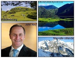 # Nouvelle-Zélande: Quand Le premier Ministre nous parle de Bilbo le Hobbit