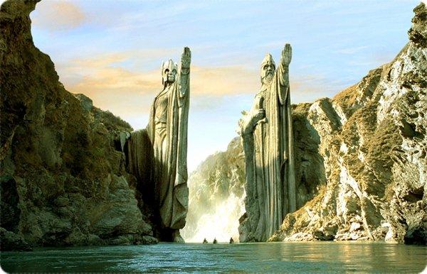 Lieux: Re-découvrez les plus beaux lieux de la trilogie
