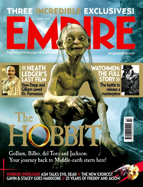 # ARCHIVES 2009: Empire Magazine
