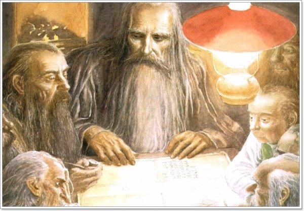# Thorin II Ecu-de-Chêne :